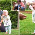 Mama se šokirala kada je njena beba od 6 mjeseci prohodala